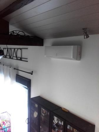 Climatisation pour pavillon à FRIGNICOURT 51300