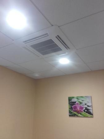 Climatisation pour bureaux assurance à VITRY LE FRANCOIS 51300