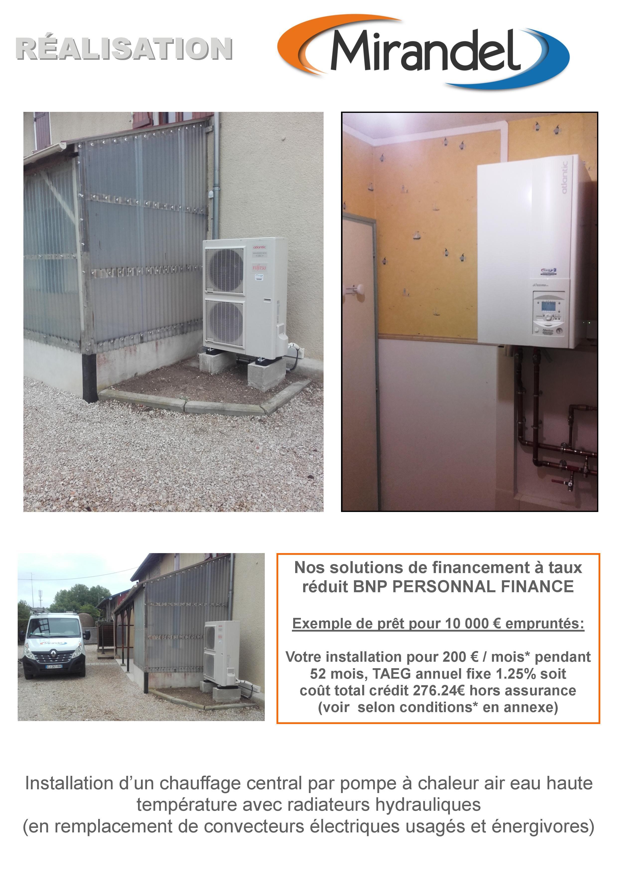 Rénovation d'une habitation locative à SONGY 51300