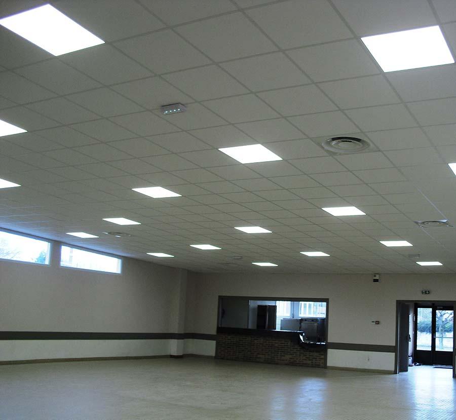 Climatisation Salle des fêtes à LA CHAUSSEE SUR MARNE