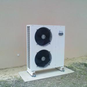 Pompe à chaleur aérothermique à COULOMMES LA MONTAGE