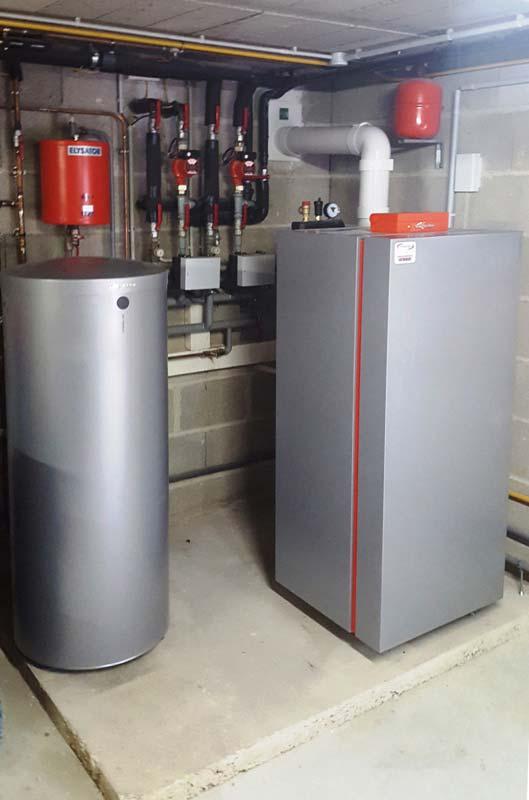 Chaudière gaz condensation CHALONS EN CHAMPAGNE