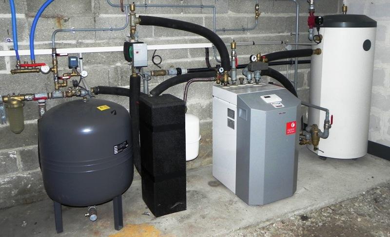 Pompe à chaleur eau eau à SOMMESOUS